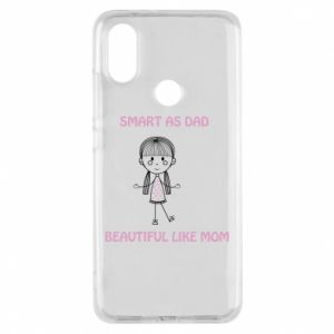 Etui na Xiaomi Mi A2 Beautiful like mom