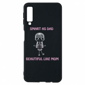 Etui na Samsung A7 2018 Beautiful like mom