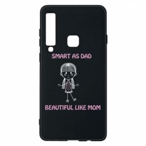 Etui na Samsung A9 2018 Beautiful like mom - PrintSalon