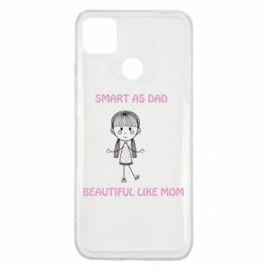 Xiaomi Redmi 9c Case Beautiful like mom