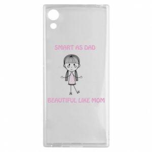 Sony Xperia XA1 Case Beautiful like mom