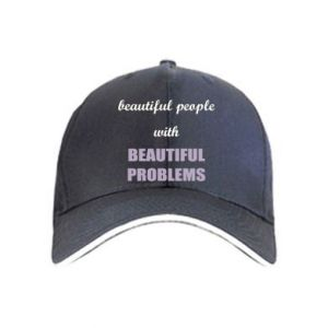 Czapka Beautiful people with beauiful problems