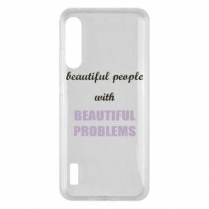 Etui na Xiaomi Mi A3 Beautiful people with beauiful problems