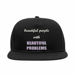 Snapback Beautiful people with beauiful problems