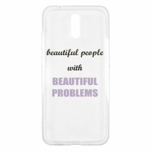 Etui na Nokia 2.3 Beautiful people with beauiful problems