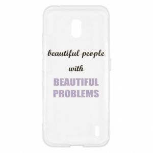Etui na Nokia 2.2 Beautiful people with beauiful problems