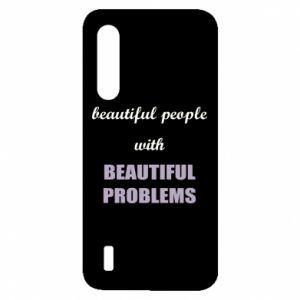 Etui na Xiaomi Mi9 Lite Beautiful people with beauiful problems
