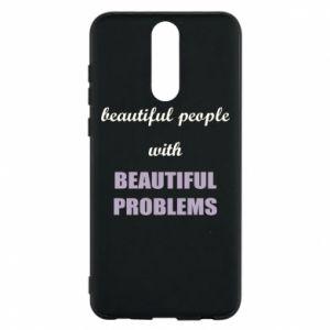 Etui na Huawei Mate 10 Lite Beautiful people with beauiful problems