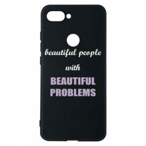 Etui na Xiaomi Mi8 Lite Beautiful people with beauiful problems