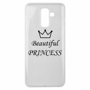 Samsung J8 2018 Case Beautiful PRINCESS