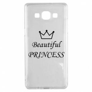 Samsung A5 2015 Case Beautiful PRINCESS