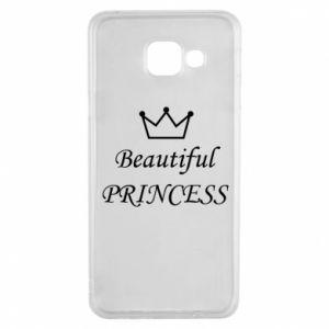 Samsung A3 2016 Case Beautiful PRINCESS