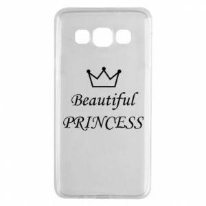 Samsung A3 2015 Case Beautiful PRINCESS