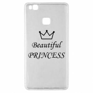 Huawei P9 Lite Case Beautiful PRINCESS