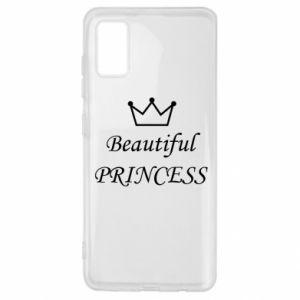 Samsung A41 Case Beautiful PRINCESS