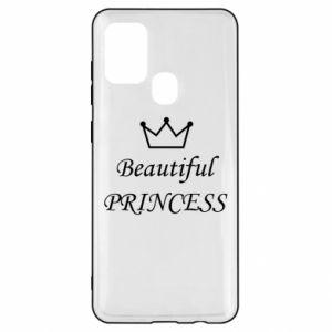 Samsung A21s Case Beautiful PRINCESS