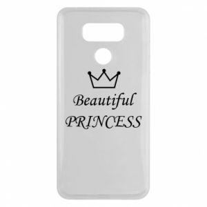 LG G6 Case Beautiful PRINCESS