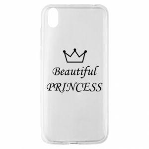 Huawei Y5 2019 Case Beautiful PRINCESS