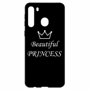 Samsung A21 Case Beautiful PRINCESS