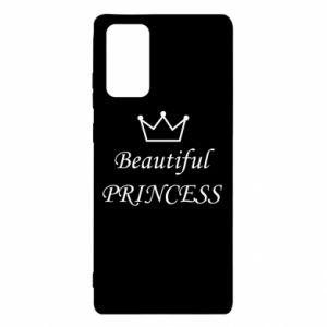 Samsung Note 20 Case Beautiful PRINCESS