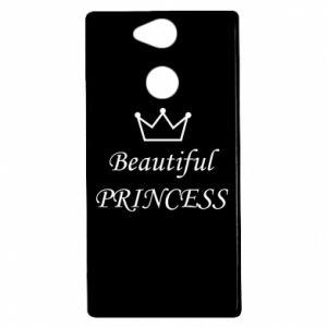 Sony Xperia XA2 Case Beautiful PRINCESS