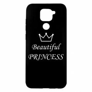 Xiaomi Redmi Note 9/Redmi 10X case Beautiful PRINCESS