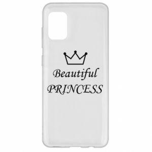 Samsung A31 Case Beautiful PRINCESS