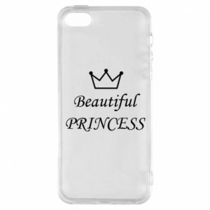Phone case for iPhone 5/5S/SE Beautiful PRINCESS