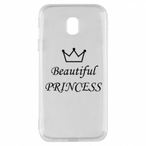Phone case for Samsung J3 2017 Beautiful PRINCESS