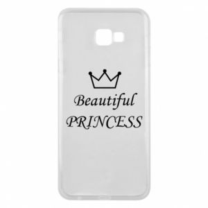 Phone case for Samsung J4 Plus 2018 Beautiful PRINCESS