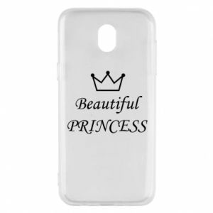 Phone case for Samsung J5 2017 Beautiful PRINCESS