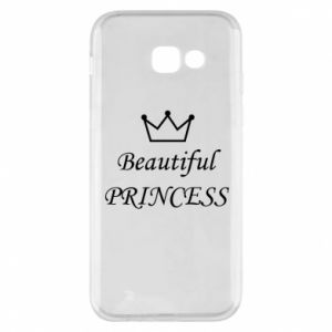 Phone case for Samsung A5 2017 Beautiful PRINCESS