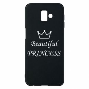 Phone case for Samsung J6 Plus 2018 Beautiful PRINCESS