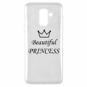 Phone case for Samsung A6+ 2018 Beautiful PRINCESS