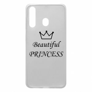Phone case for Samsung A60 Beautiful PRINCESS