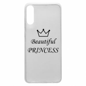 Phone case for Samsung A70 Beautiful PRINCESS