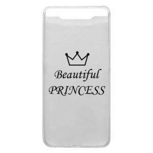 Phone case for Samsung A80 Beautiful PRINCESS
