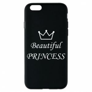 Phone case for iPhone 6/6S Beautiful PRINCESS