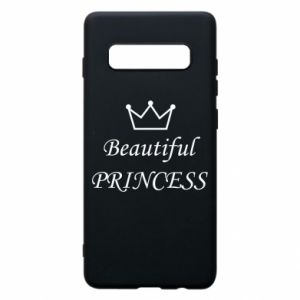 Phone case for Samsung S10+ Beautiful PRINCESS