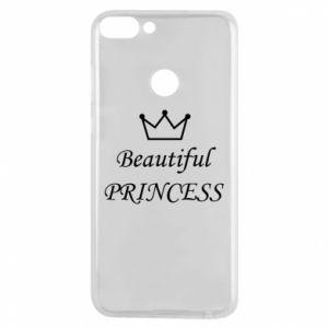 Etui na Huawei P Smart Beautiful PRINCESS