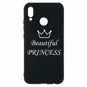Etui na Huawei P20 Lite Beautiful PRINCESS