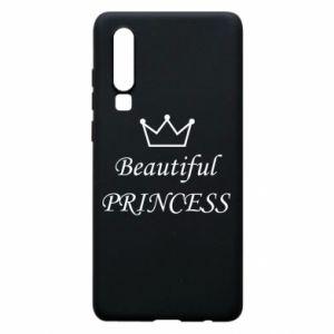 Etui na Huawei P30 Beautiful PRINCESS