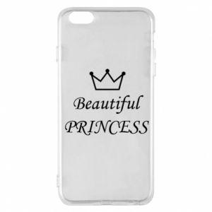 Etui na iPhone 6 Plus/6S Plus Beautiful PRINCESS