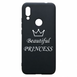 Etui na Xiaomi Redmi 7 Beautiful PRINCESS