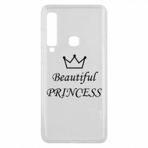 Phone case for Samsung A9 2018 Beautiful PRINCESS