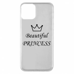 Phone case for iPhone 11 Beautiful PRINCESS
