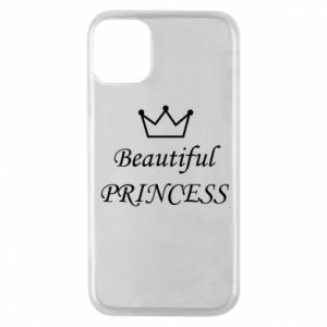 Phone case for iPhone 11 Pro Beautiful PRINCESS
