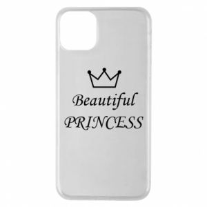 Phone case for iPhone 11 Pro Max Beautiful PRINCESS