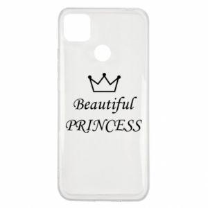 Xiaomi Redmi 9c Case Beautiful PRINCESS