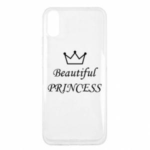 Xiaomi Redmi 9a Case Beautiful PRINCESS